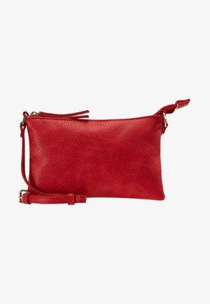 VMNOLA CROSS OVER BAG - Taška spříčným popruhem - fiery red