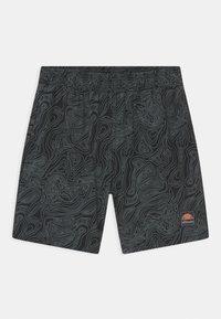 Ellesse - FARINALI UNISEX - Pantalón corto de deporte - black - 0