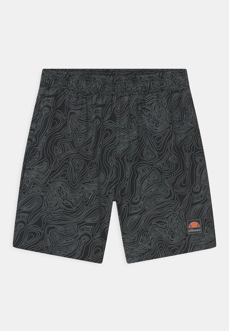Ellesse - FARINALI UNISEX - Pantalón corto de deporte - black