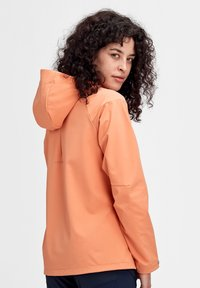 Mammut - SAPUEN  - Soft shell jacket - orange - 1