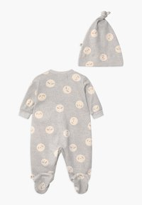 The Bonnie Mob - SUPERMOON SET UNISEX - Geboortegeschenk - grey - 1