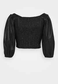 Topshop - Long sleeved top - black - 1