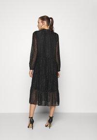 Saint Tropez - CARISZ MAXI DRESS - Cocktail dress / Party dress - black - 2