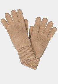 Ulla Popken - Gloves - beige - 1