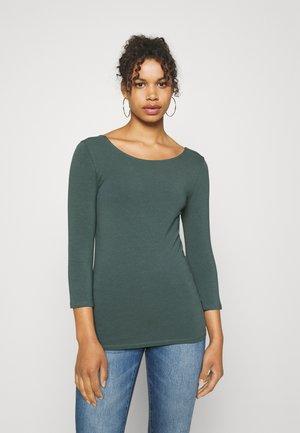 ONLLIVE LOVE - Long sleeved top - balsam green