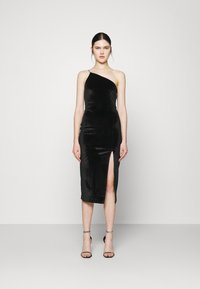 Nly by Nelly - THE BEST DRESS - Cocktail dress / Party dress - black - 0