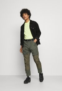 G-Star - Cargo trousers - vintage ripstop/wild rovic - 1