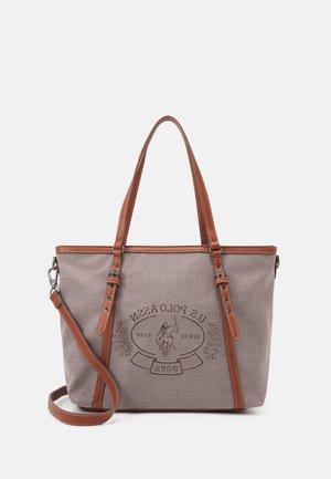 VICTORIA - Handbag - brown