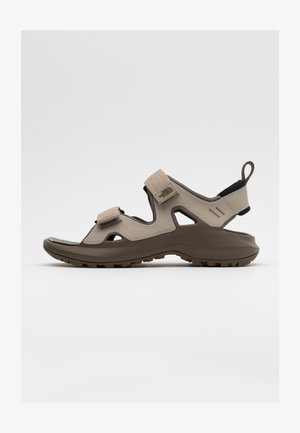 HEDGEHOG  - Walking sandals - vintage khaki/bipartisan brown