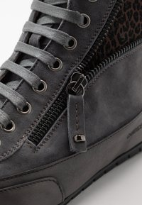 Candice Cooper - BEVERLY - Sneakers alte - road/antracite - 2