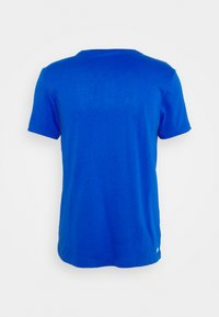 Lacoste Sport - BIG LOGO - T-shirt print - lazuli/black - 4