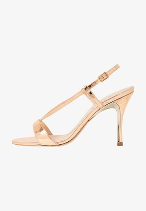 OCCASION - High heeled sandals - oro