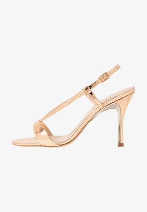 OCCASION - High Heel Sandalette - oro
