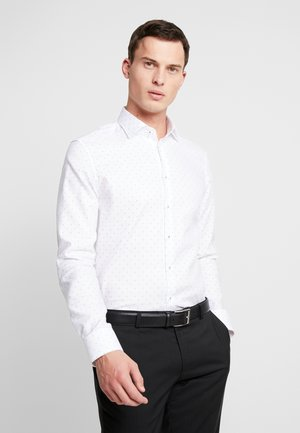 LIGHT KENT SLIM FIT - Camicia elegante - white