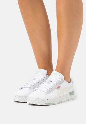 JADA BETTER - Trainers - white/ivory glow/paradise pink/frosty green