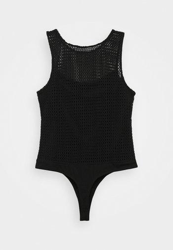 BODYSUIT - Top - true black