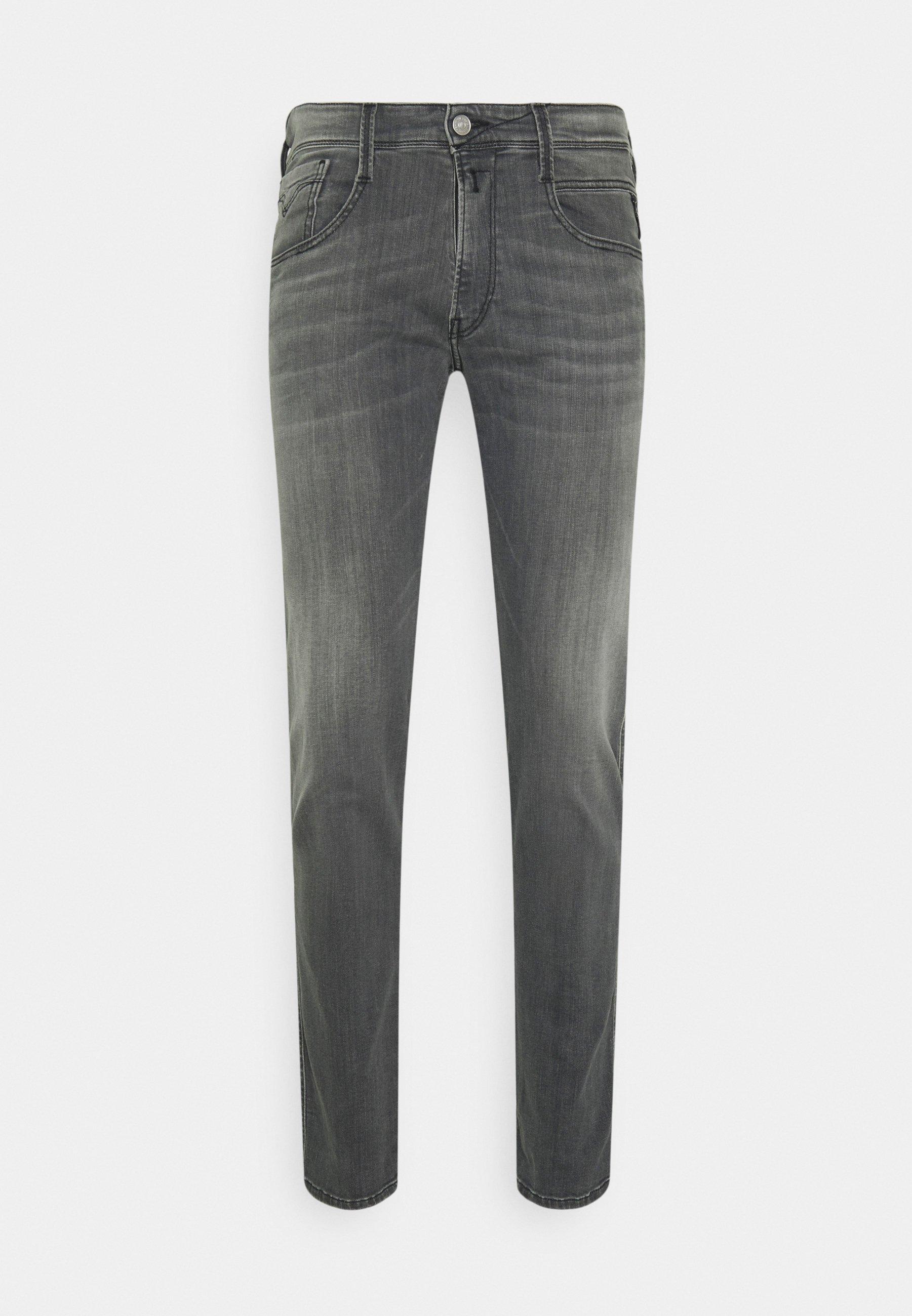Men ANBASS - Straight leg jeans