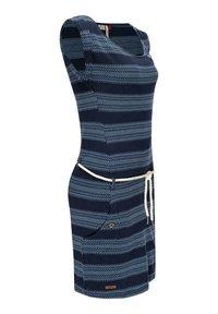 Ragwear - Robe fourreau - blau - 1