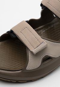 The North Face - HEDGEHOG  - Walking sandals - vintage khaki/bipartisan brown