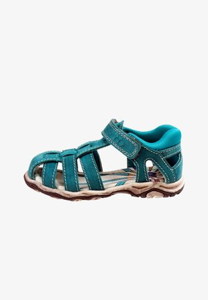 Walking sandals - petrol