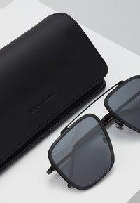 Dolce&Gabbana - Zonnebril - matte black/transparent grey - 2