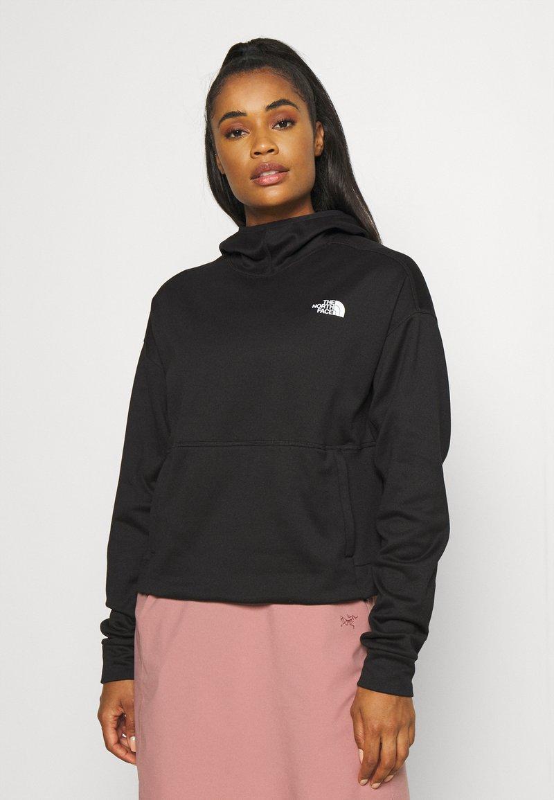 The North Face - CANYONLANDS CROP - Sweatshirt - black