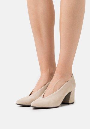 VMIBI - Classic heels - birch