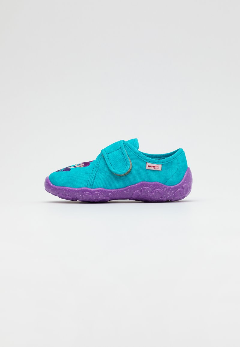Superfit - BONNY - Domácí obuv - grün