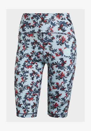 ADIDAS BY STELLA MCCARTNEY TRUEPURPOSE ALLOVER PRINT  - Legging - blue