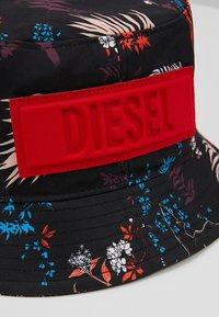 Diesel - C-HAW HAT - Hatt - black - 6
