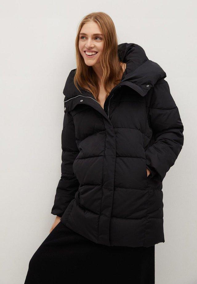 TOKYO - Down coat - schwarz