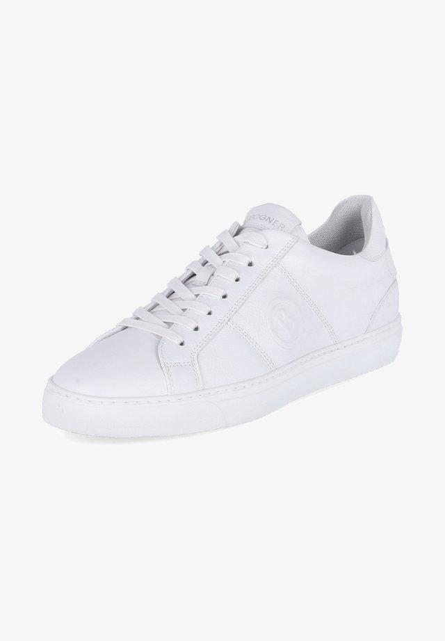 NIZZA  - Sneakersy niskie - weiß
