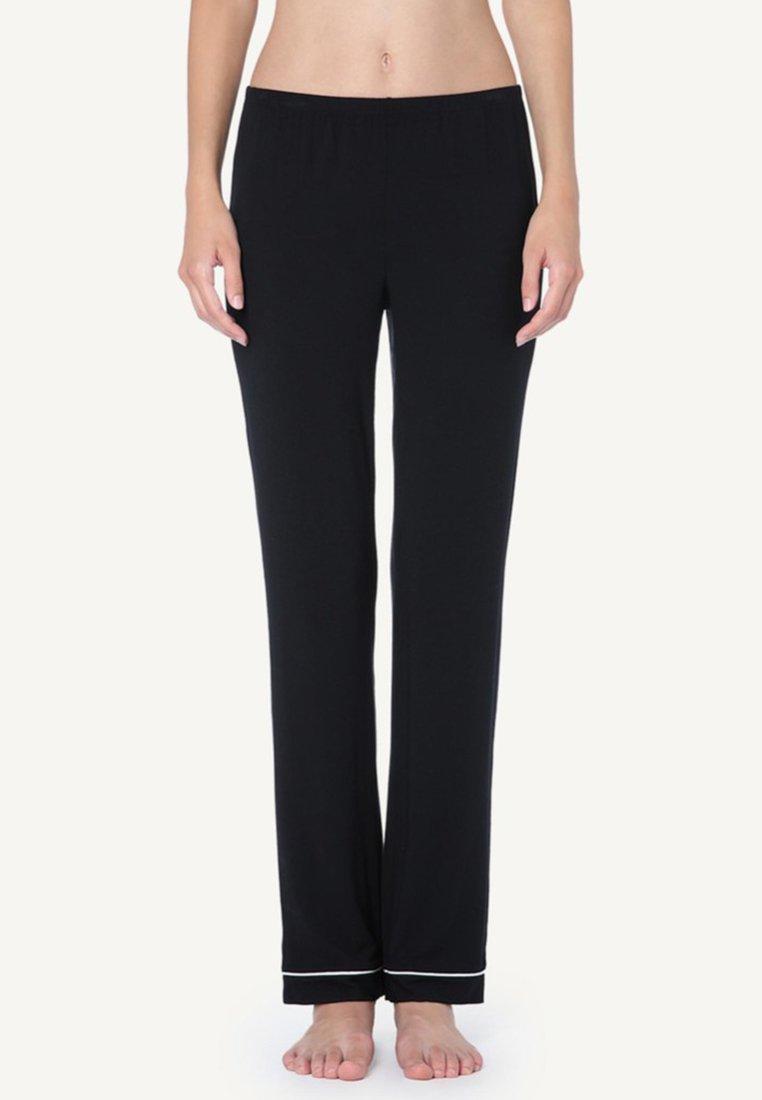 Intimissimi - Pyjama bottoms - black
