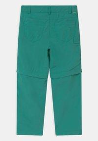 Vaude - DETECTIVE 2-IN-1 UNISEX - Cargo trousers - riviera - 1