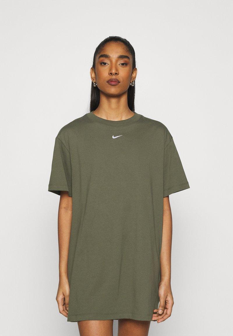 Nike Sportswear - DRESS - Jerseyjurk - khaki