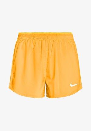 TEMPO SHORT  - Pantalón corto de deporte - laser orange/topaz gold/reflective silver