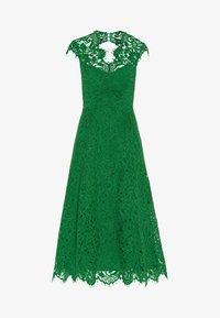 IVY & OAK - FLARED DRESS CAP SLEEVE - Occasion wear - secret garden green - 7