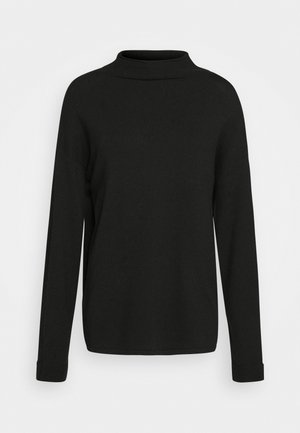 KATAMA PULLOVER - Jumper - black deep