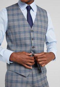 DRYKORN - MALMO - Suit waistcoat - dark grey - 5