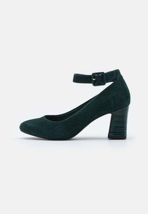 SLIP ON - Classic heels - bottle