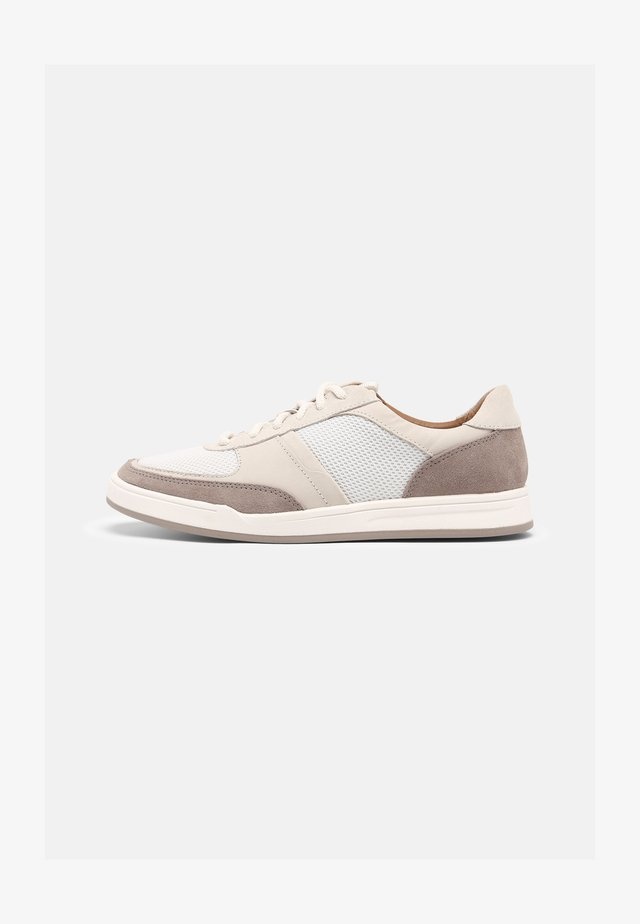 BIZBY LACE - Trainers - stone