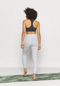 Cotton On Body - SO PEACHY - Collants - grey marle - 2