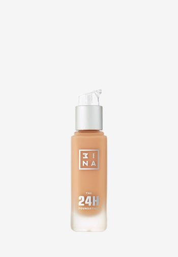 3INA MAKEUP THE 24H FOUNDATION - Foundation - 606 light sand