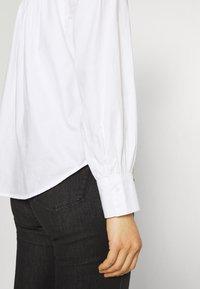 Opus - FAMIMI - Overhemdblouse - white - 6