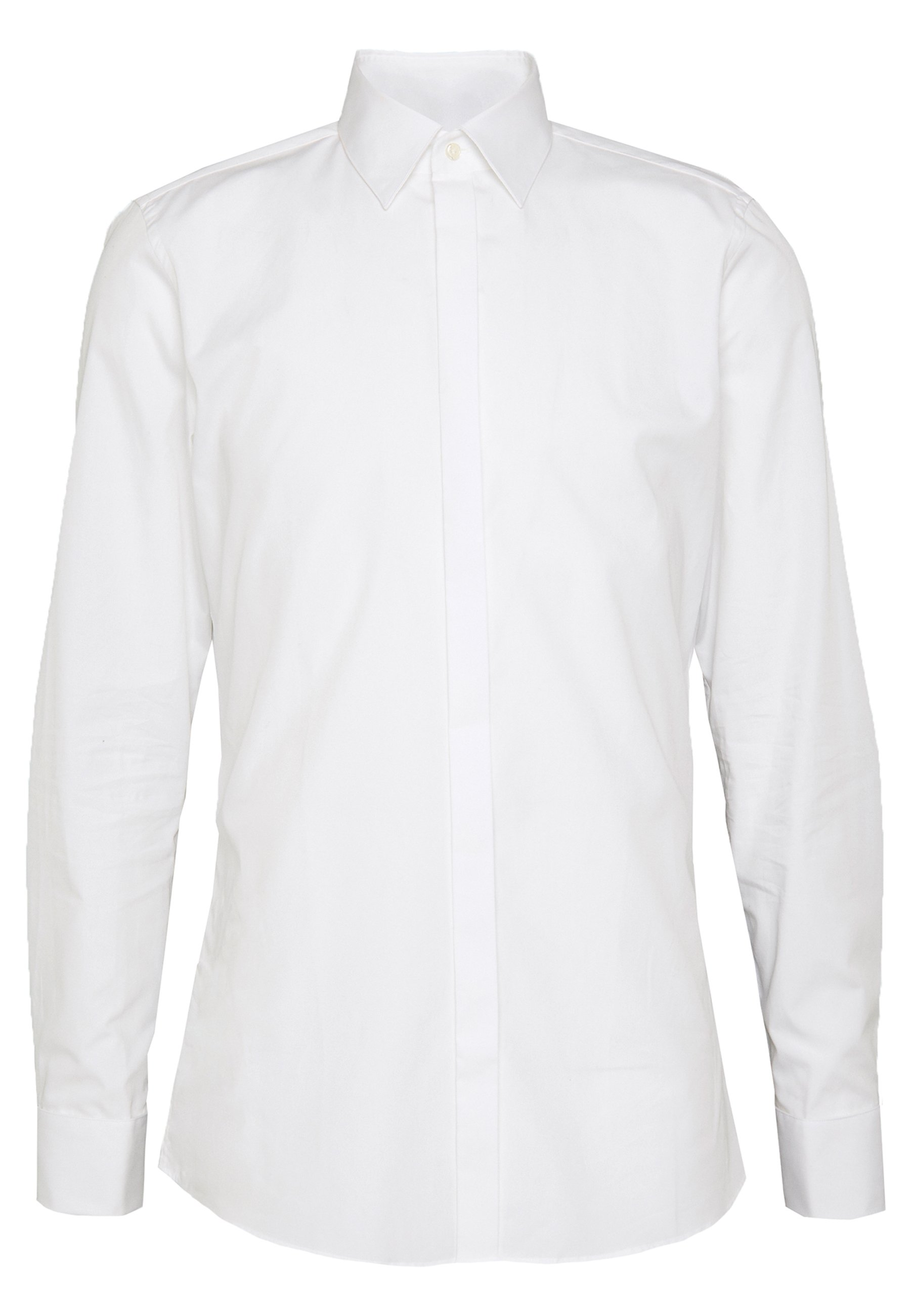 Strellson SILAN-UMA SLIM FIT - Chemise classique - white