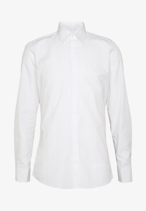 SILAN-UMA SLIM FIT - Camicia elegante - white