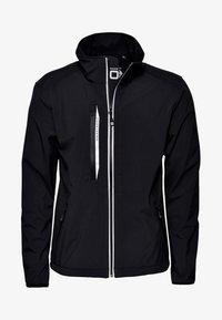 CODE | ZERO - HALYARD - Outdoor jacket - black - 0