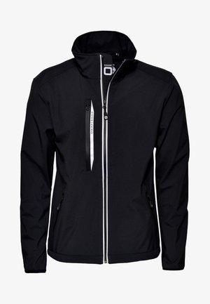 HALYARD - Outdoor jacket - black