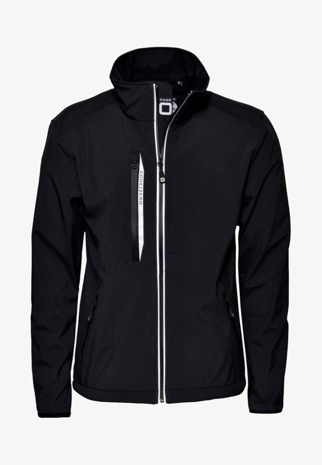 HALYARD - Outdoor jacket - black