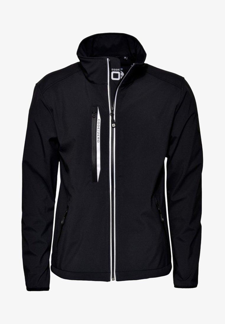 CODE | ZERO - HALYARD - Outdoor jacket - black